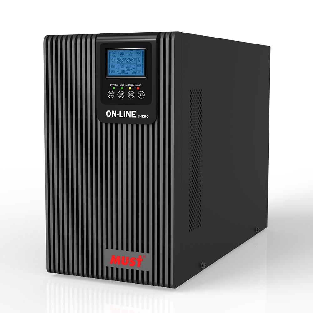 EH5200 External Battery Series High Frequency Online UPS (1-3KVA)