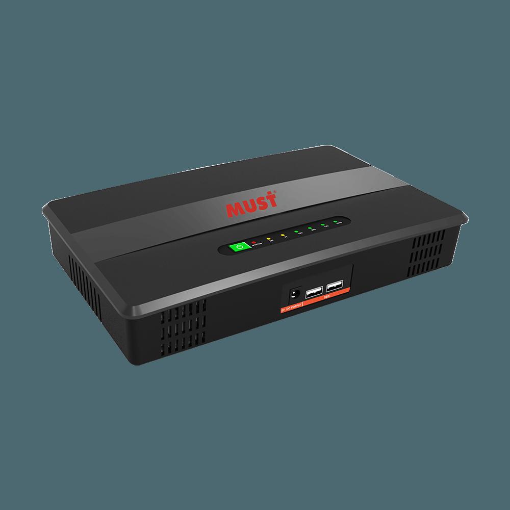 EC60 Plus Series Portable Power Bank DC UPS (60W)