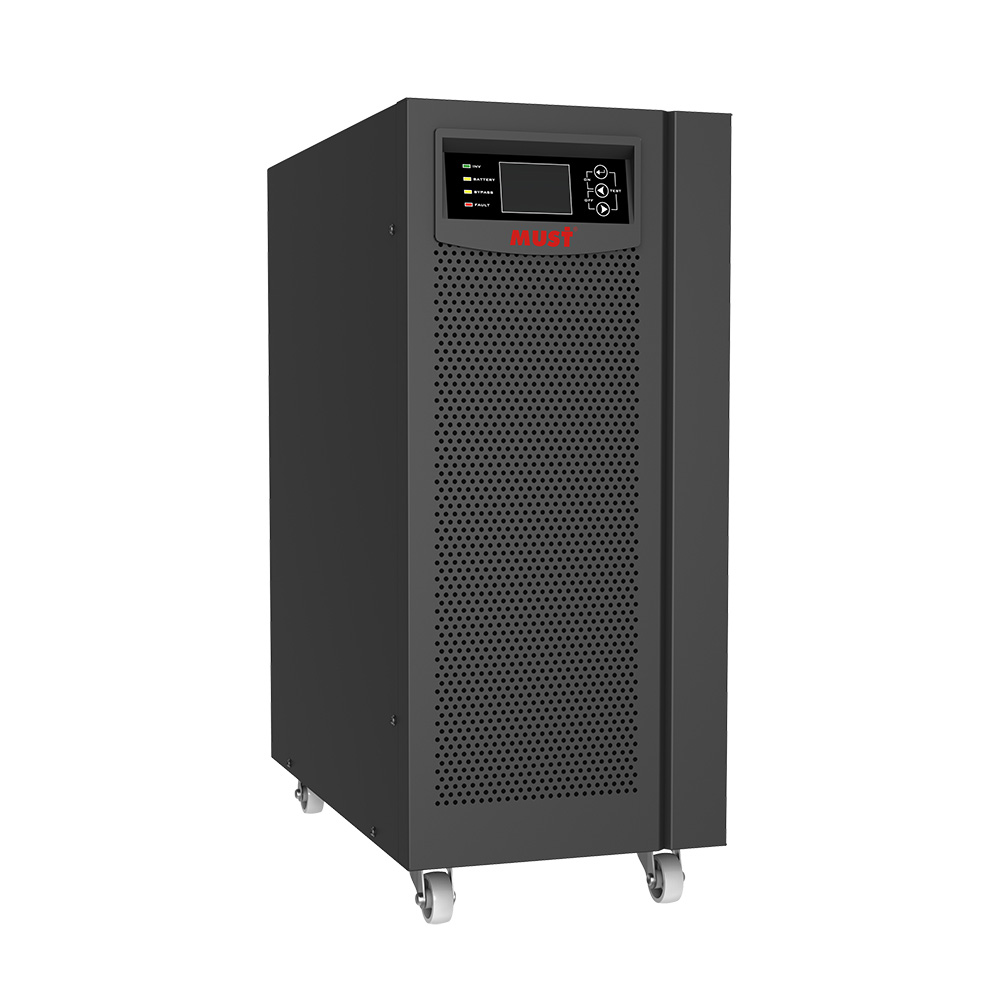 EH5000 External Battery Series High Frequency Three Phase (3/1) Online UPS (10-20KVA)