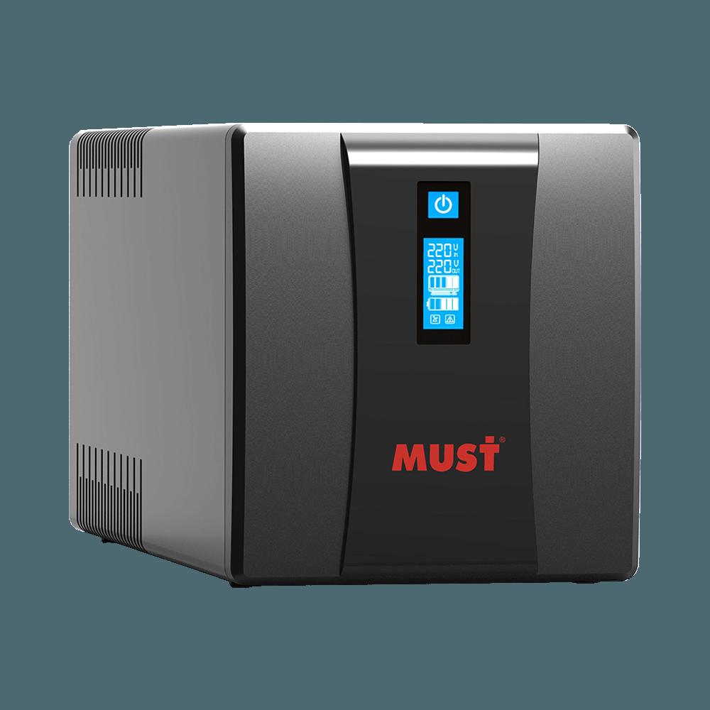 EV LCD Internal Battery Series Offline UPS (600-1200VA)