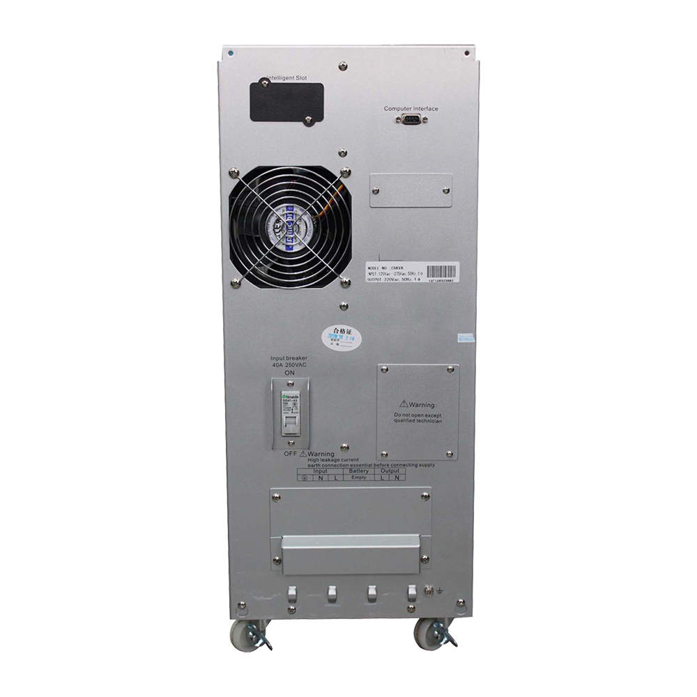 EH5000 Internal Battery Series High Frequency Online UPS (6-10KVA)