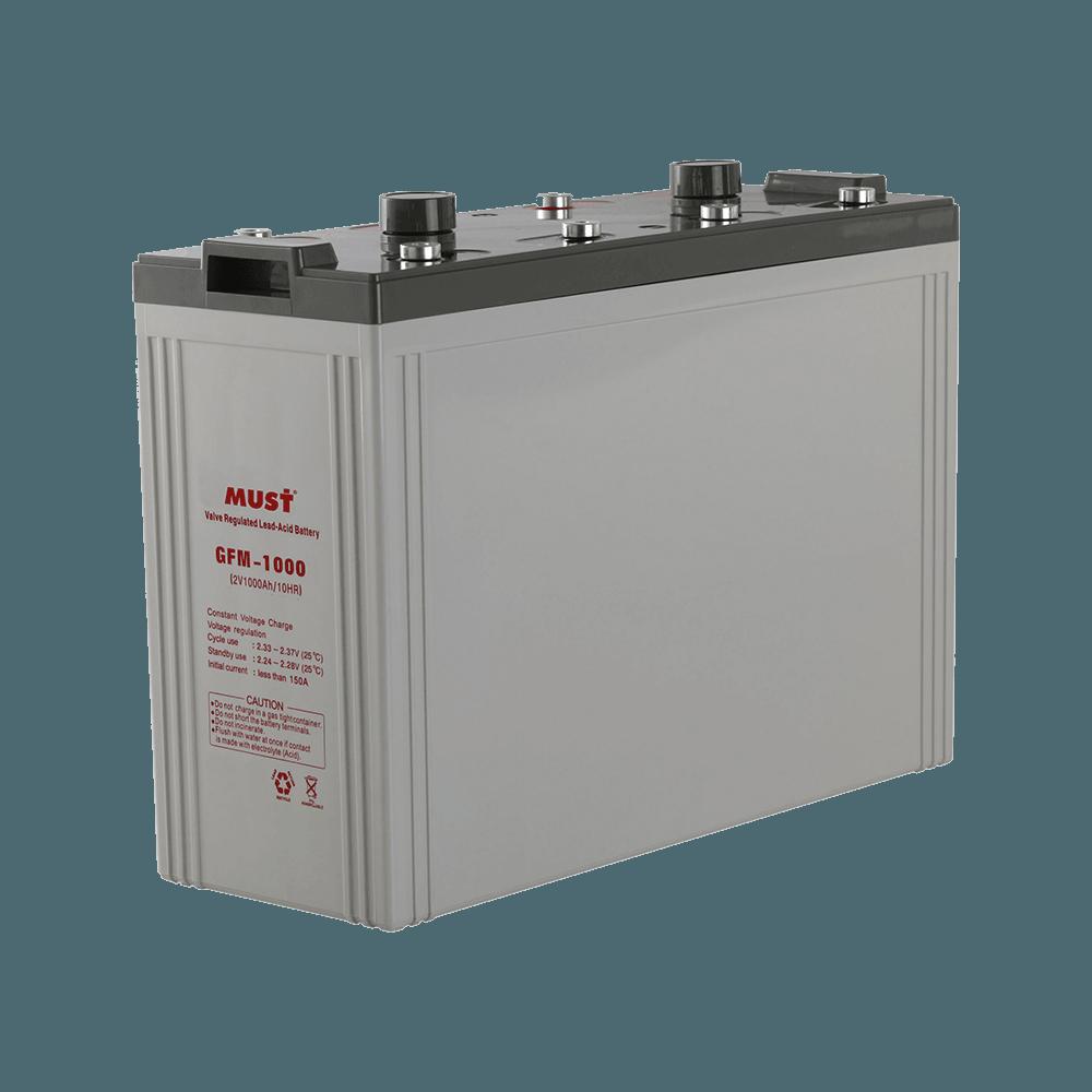 GFM Series Long-Life VRLA Battery (2V)