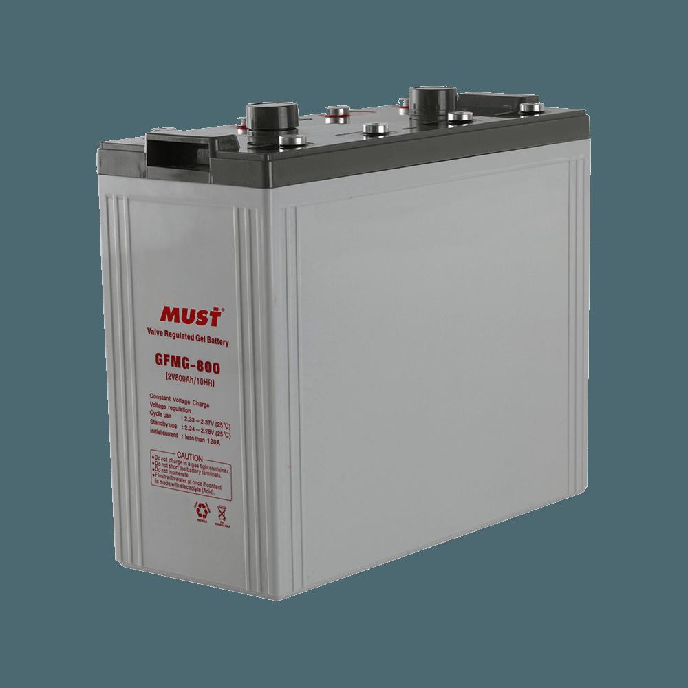 GFMG Series Long-Life Gel Battery (2V)