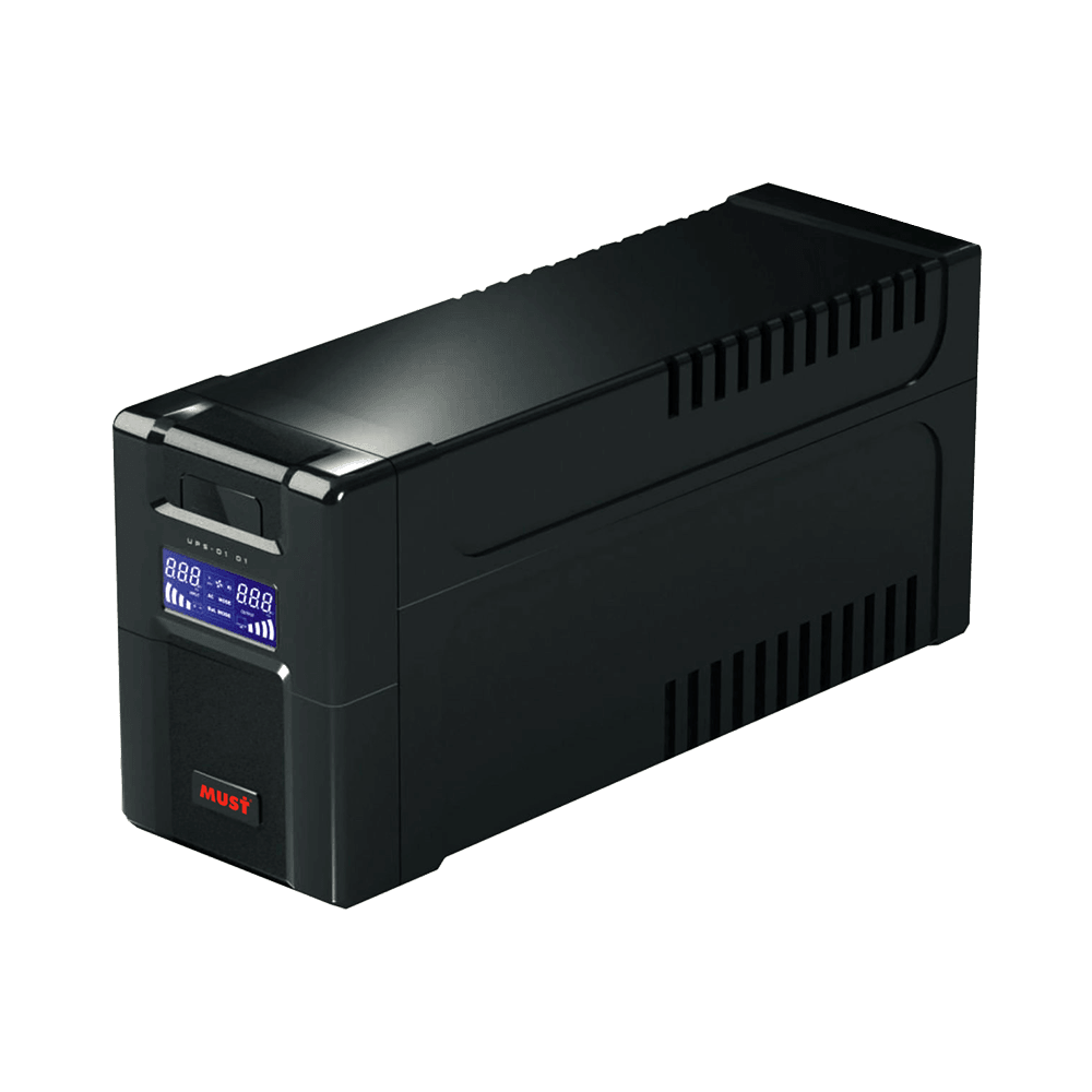EW2110 Internal Battery Series Line Interactive UPS (500-1000VA)
