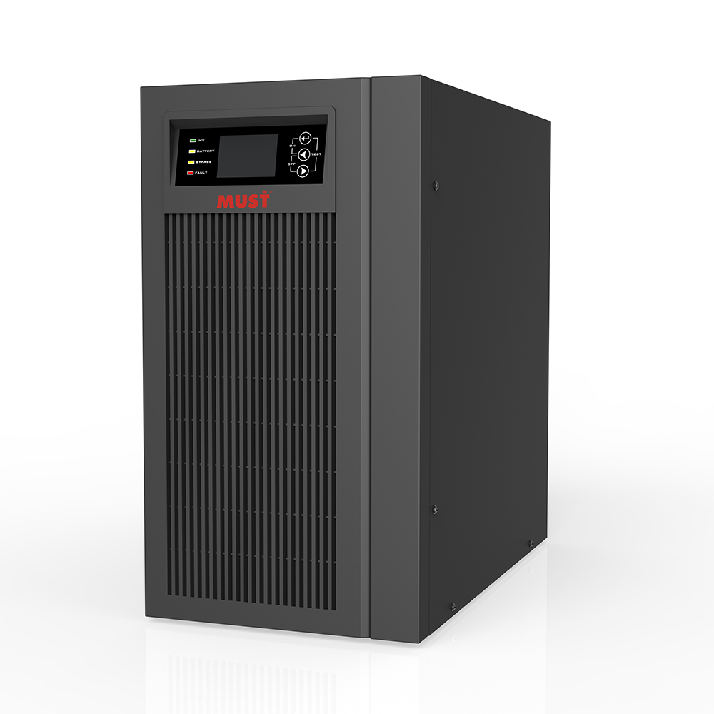 EH5500 Tower External Battery Series High Frequency Online UPS (6-10KVA)