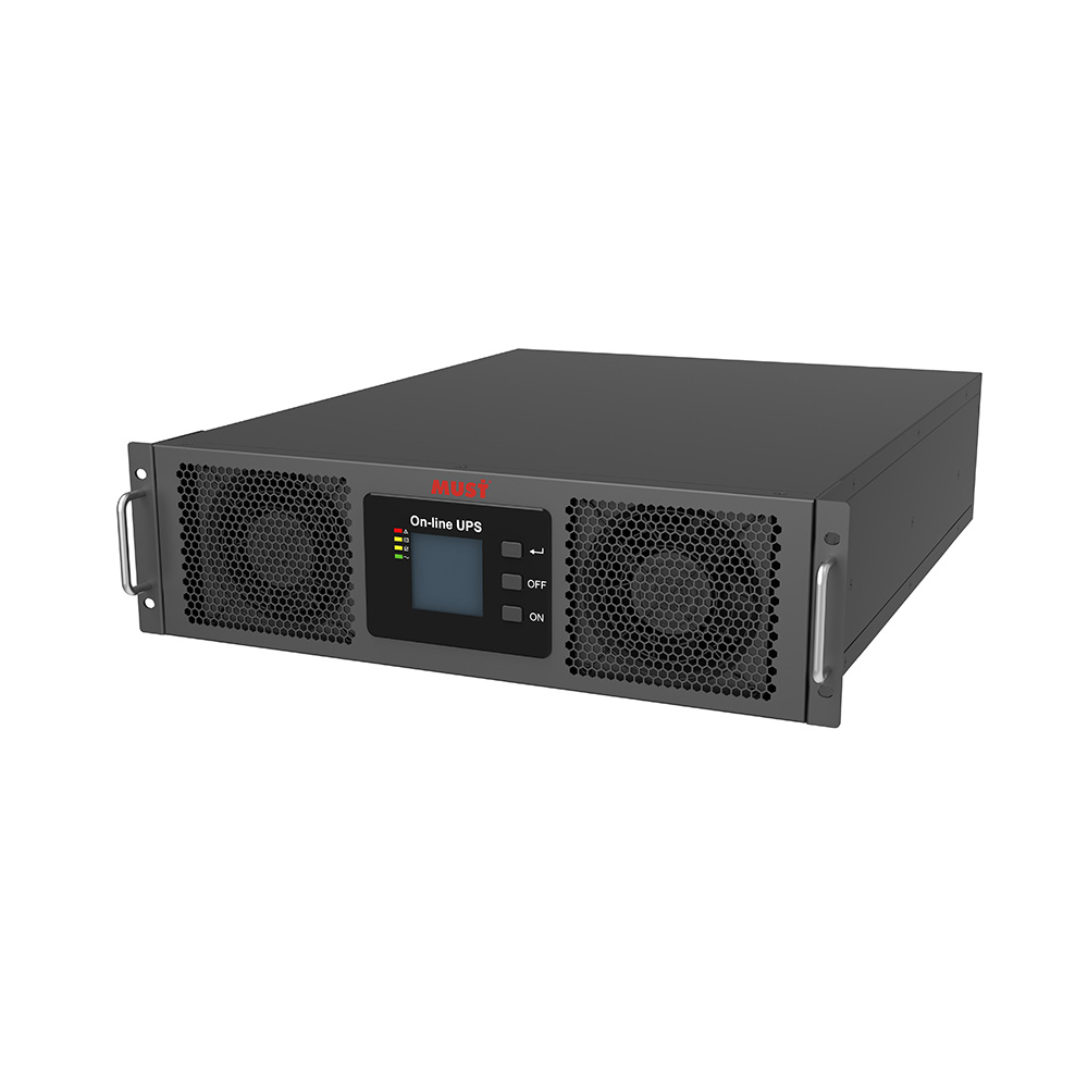 EH9335 Rack Mount External Battery Series High Frequency Three Phase (3/3) Online UPS (10-40KVA)